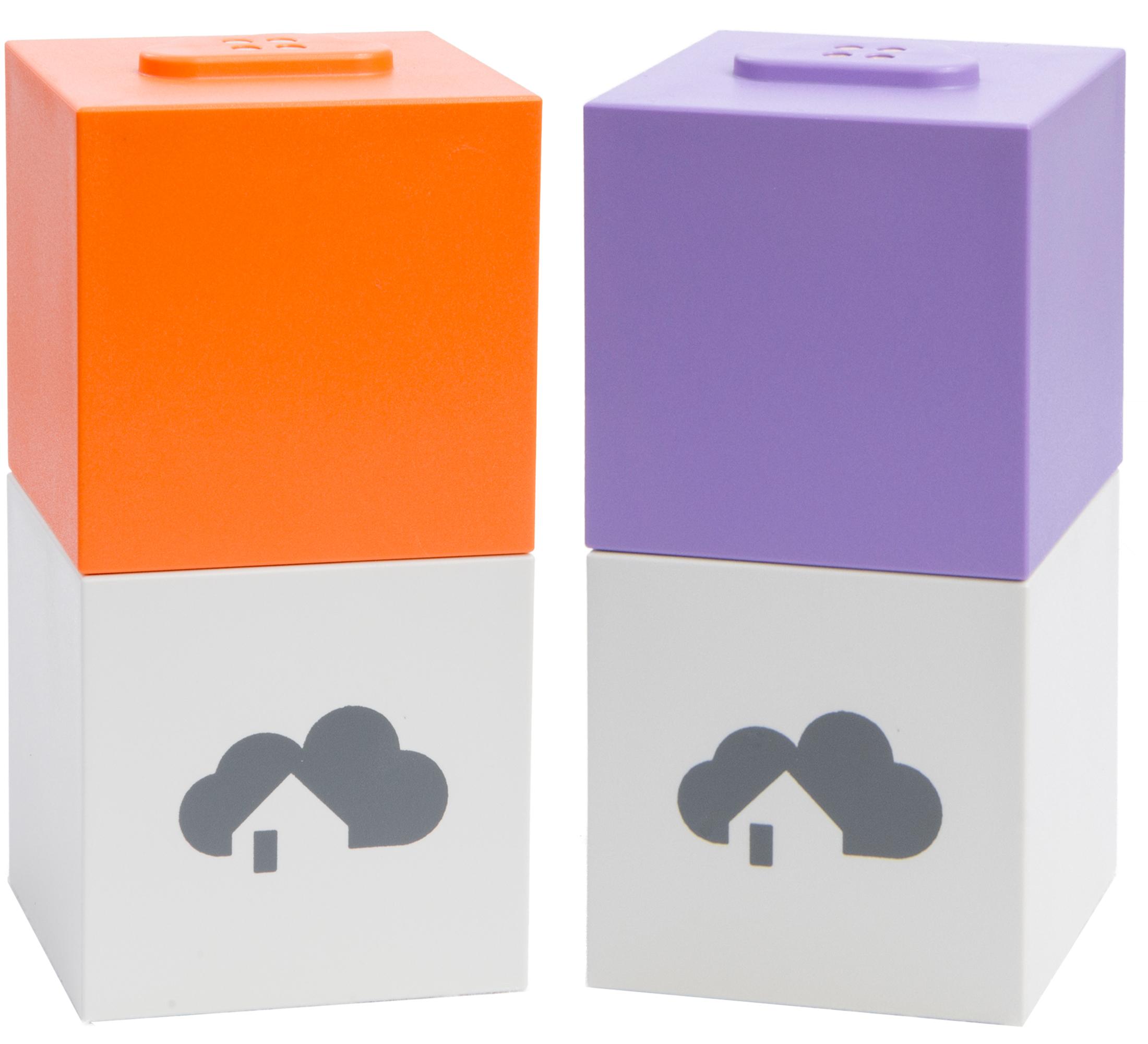 homee brain cube v2 zigbee oder z wave cube smart home. Black Bedroom Furniture Sets. Home Design Ideas